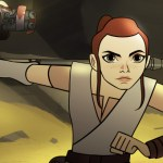 Disney and Lucasfilm Launch 'Star Wars Forces of Destiny'