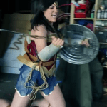 A Shot-For-Shot Recreation of the Wonder Woman Trailer with Zero Budget
