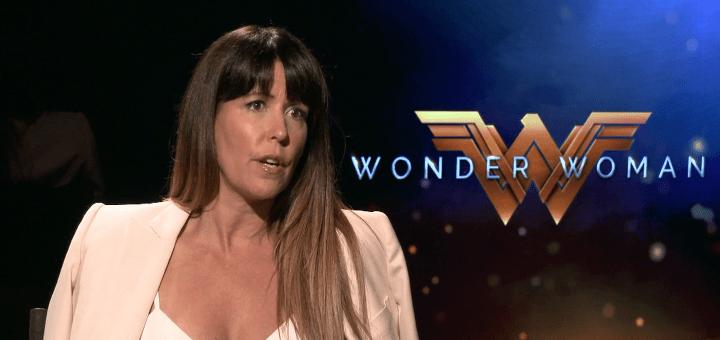 Wonder Woman - Patti Jenkins Interview