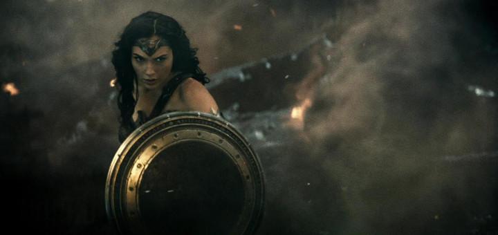 Wonder Woman's Shield