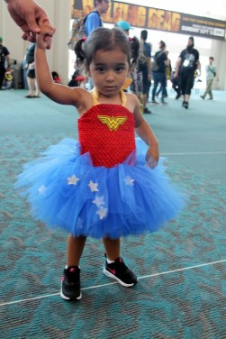 Wonder Woman - photo by Anya Marcotte