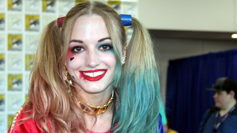 Harley Quinn - photo by Anya Marcotte