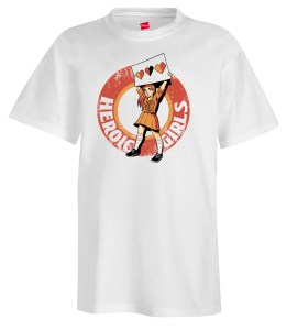 "Heroic Girls ""Scout"" T-Shirt - Youth"