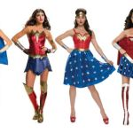 'Wonder Woman' and 'Harley Quinn' Are the Most Searched for Costumes of 2017