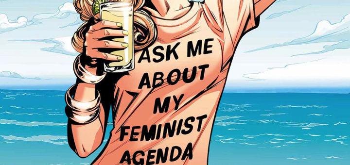 The Triumphant Return of Mockingbird's Feminist T-Shirt – Heroic Girls