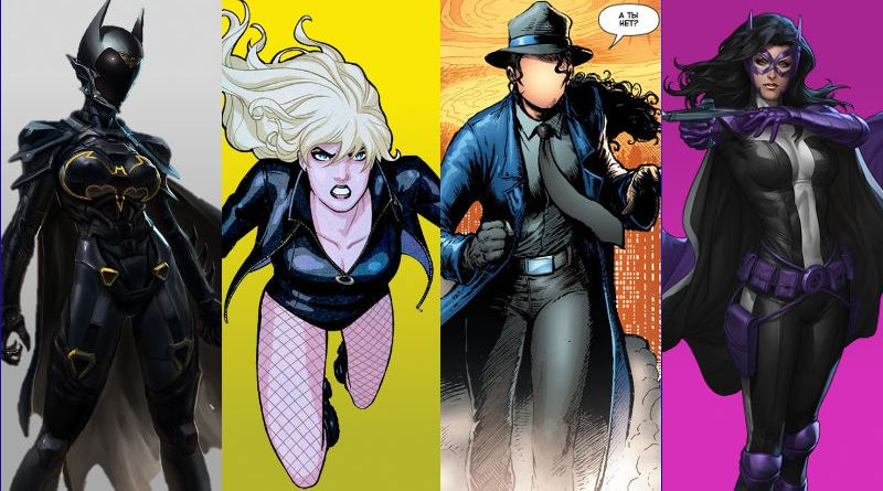 Margot Robbie S Birds Of Prey Adds Black Canary Huntress Cassandra Cain And Renee Montoya Heroic Girls