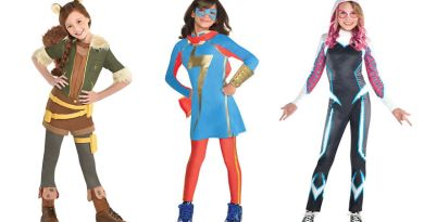 'Marvel Rising' Halloween Costumes Fly onto Store Shelves This Fall