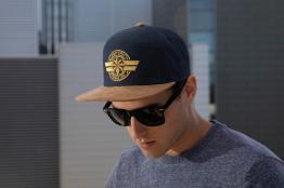 Captain Marvel Hat - New Era - MSRP: $34