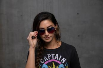 Captain Marvel Sunglasses - Diff - MSRP: $85