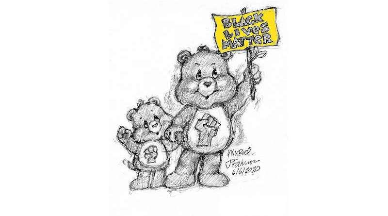 """Care Bears"""" Creator Expresses Solidarity with Black Lives Matter Movement 