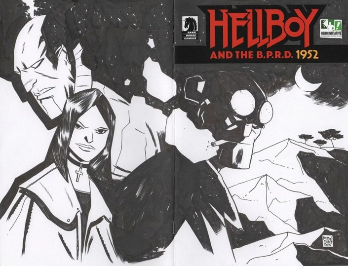 100 Hellboy Project - Hero Initiative