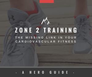 Hero Blog Post Zone 2 Training Cardiovascular Fitness