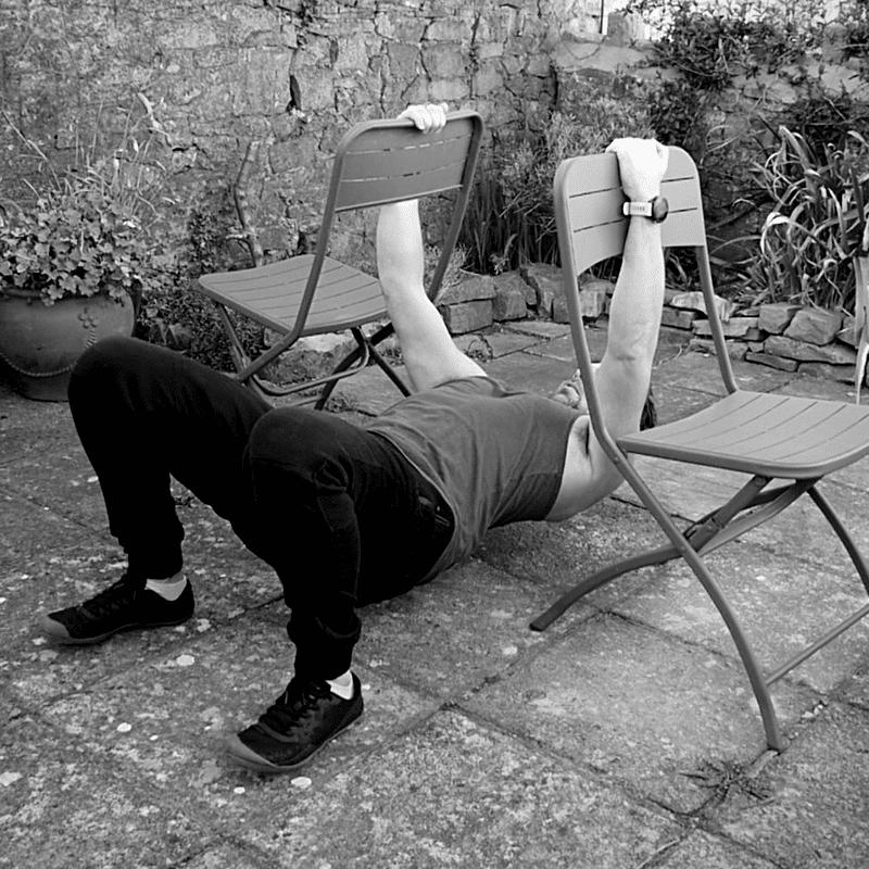 Chair Back Row