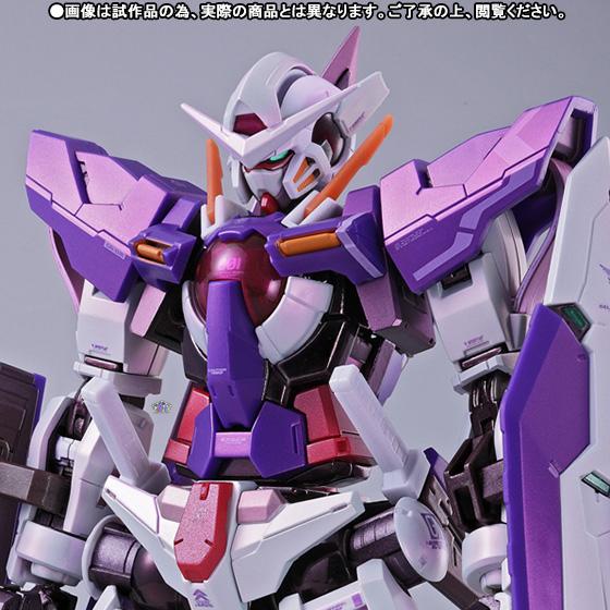 METAL BUILD Exia Gundam Trans-Am Version