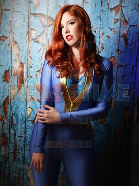 Fallout 4 Vault Game Spandex Suit