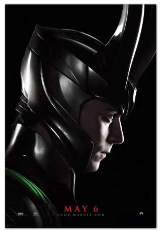 Loki Wondercon Advance 1 sheet