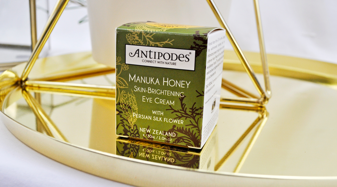 Manuka Honey Skin-Brightening Eye Cream