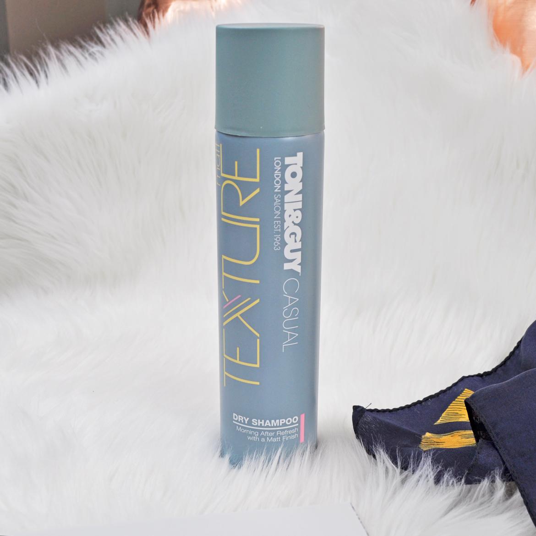 TONI&GUY Matt Texture Dry Shampoo