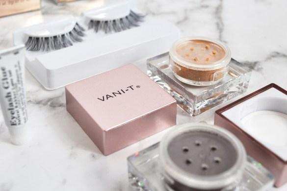 Vani-T Natural Tanning Mineral Cosmetics