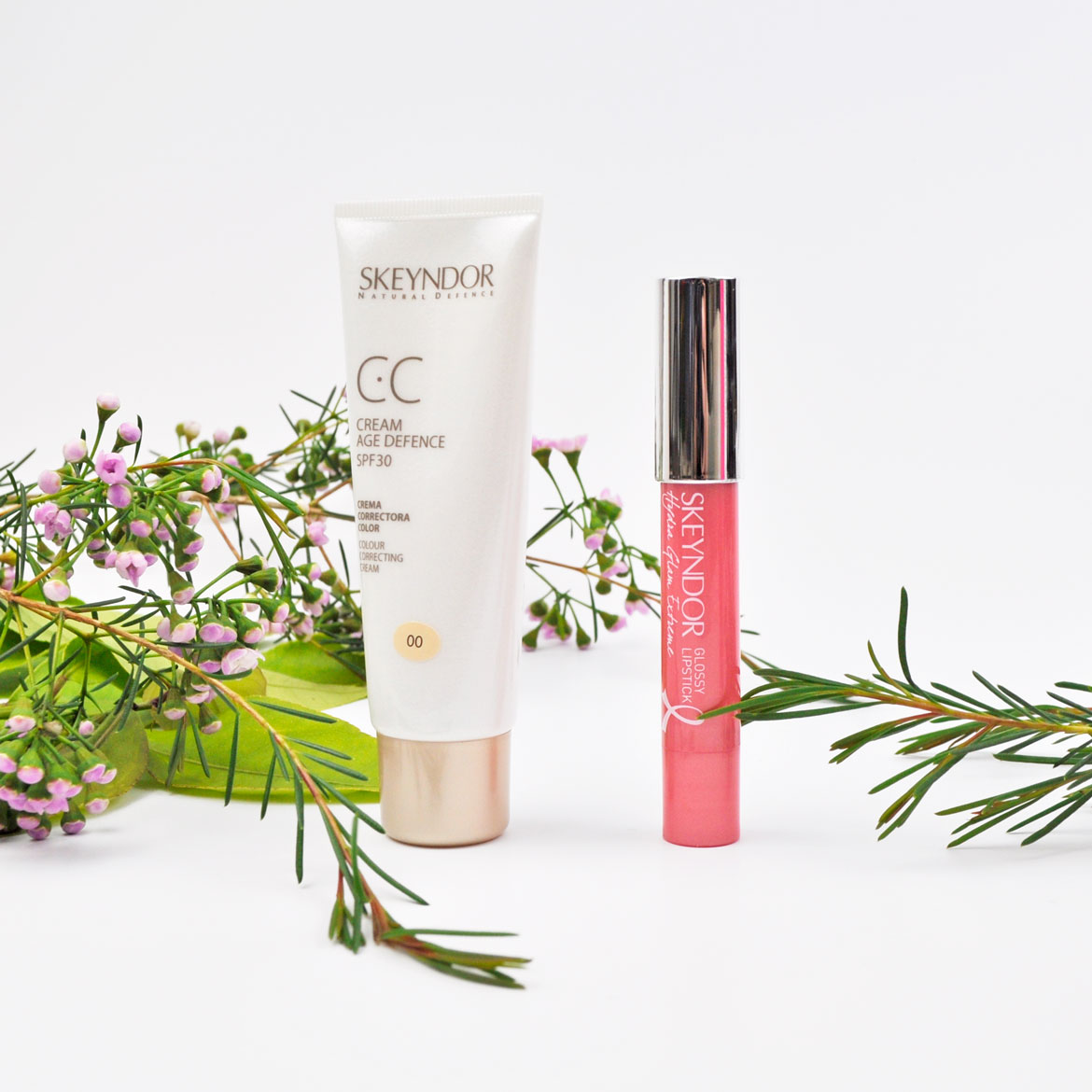 Skeyndor Think Pink Beauty Pack