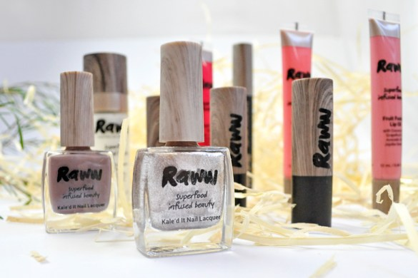 Raww cosmetics Superfoods for your skin