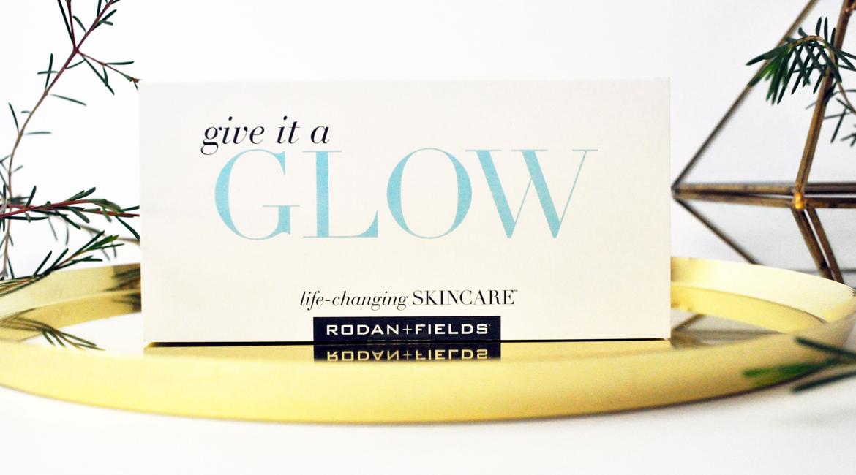 Rodan + Fields Give it a glow