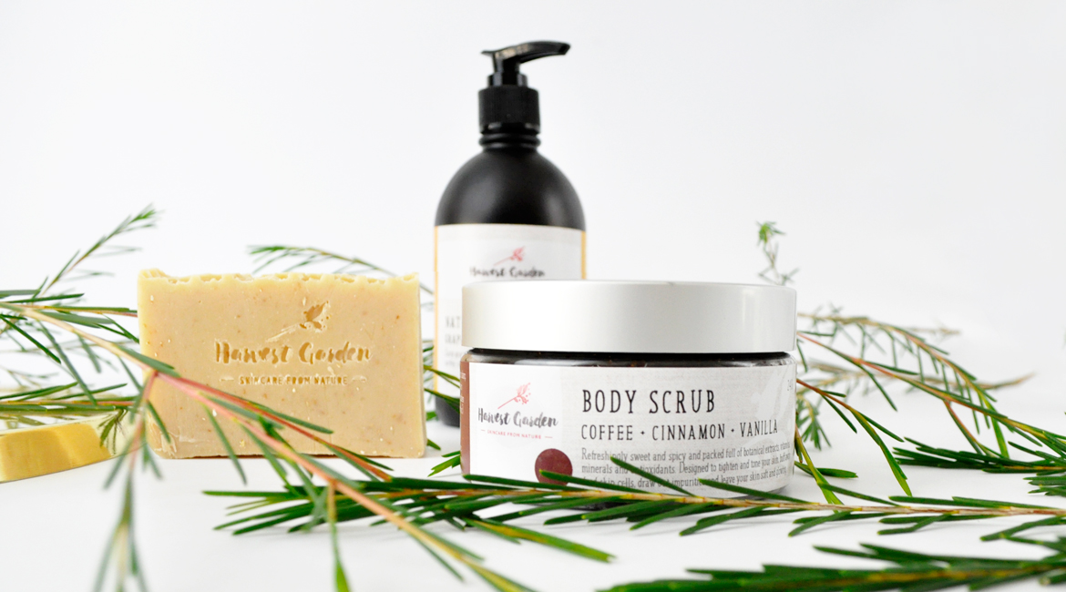 Harvest Garden Skincare Products