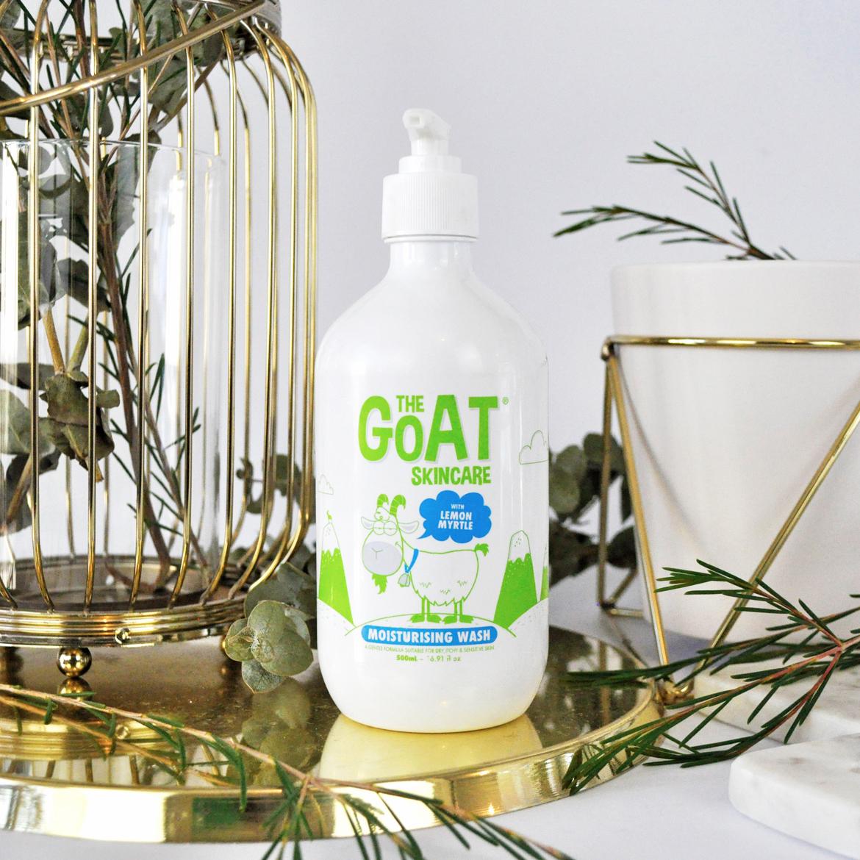 The Goat Skincare Moisturising Wash