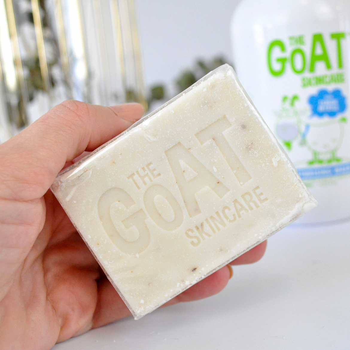 The Goat Skincare Soap Bar
