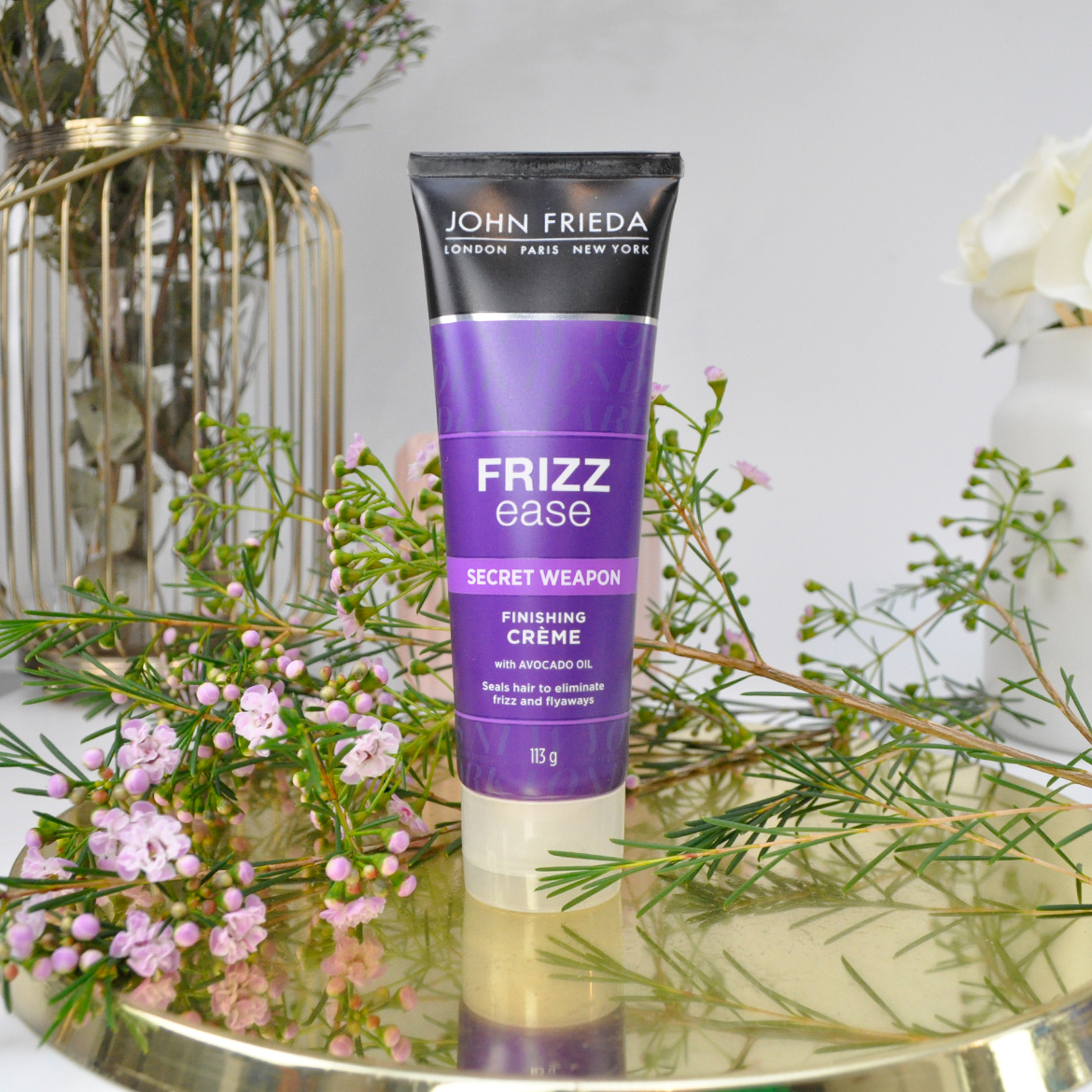 John Frieda Frizz Ease Secret Weapon
