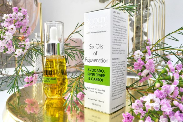 Six Oils of Rejuvenation