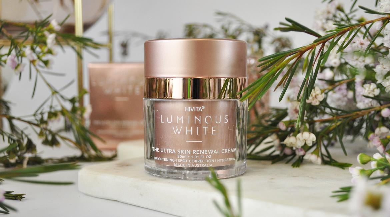 HivitaLuminous White The Ultra Skin Renewal Cream