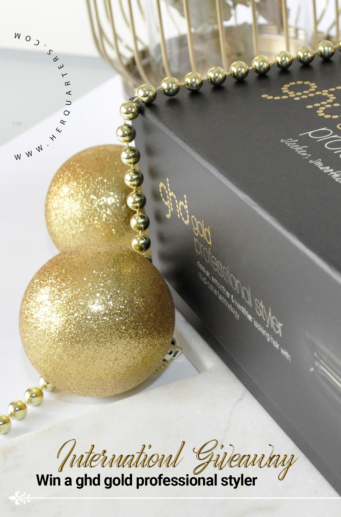 ghd giveaway pinterest