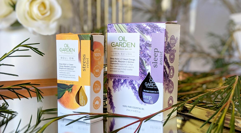 Oil Garden