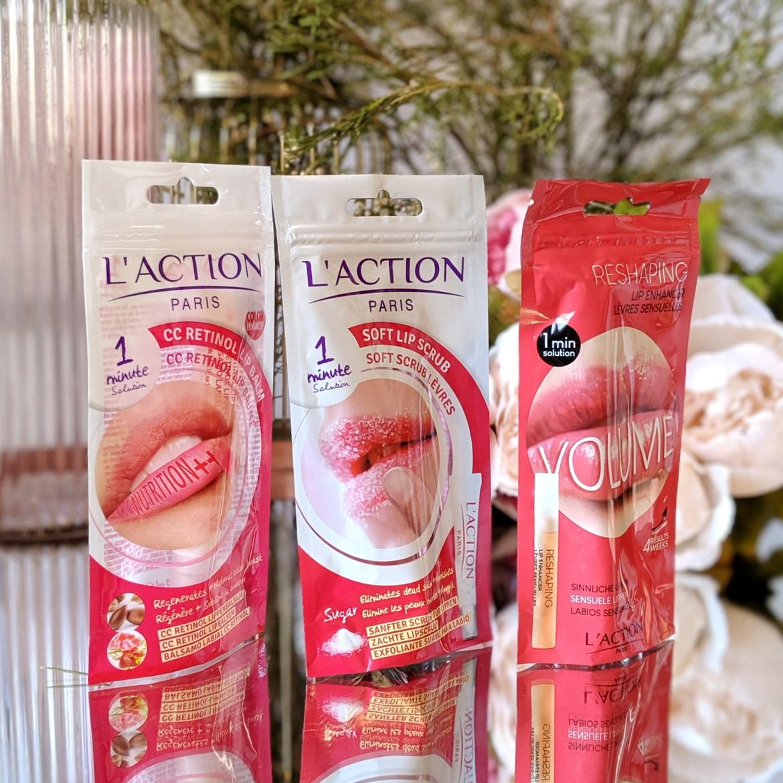 L'Action Paris Lip Products