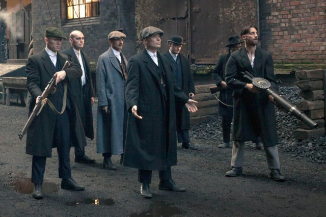 How To Dress Like The Peaky Blinders