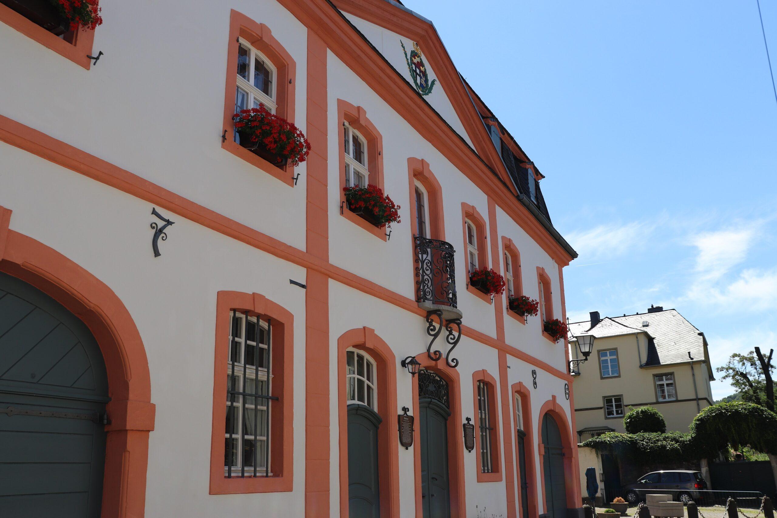 Historisches Rathaus in der Frongasse