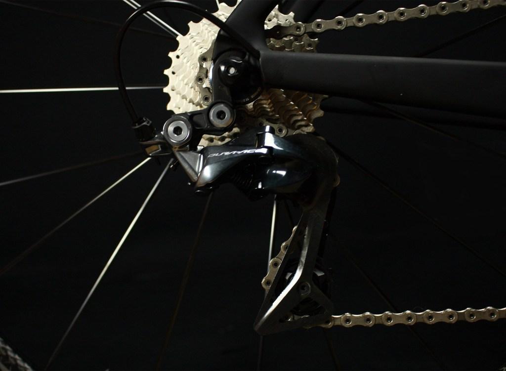 Hersh R911 road bike dura-ace