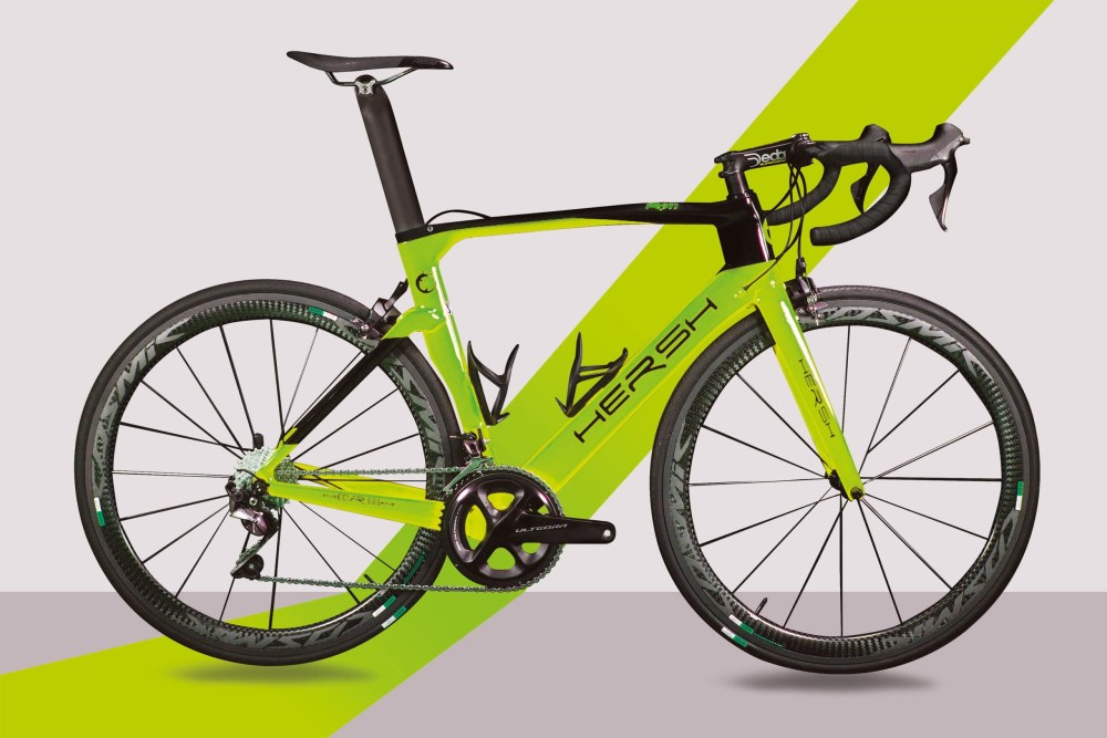 Carbon frame - road bike R911