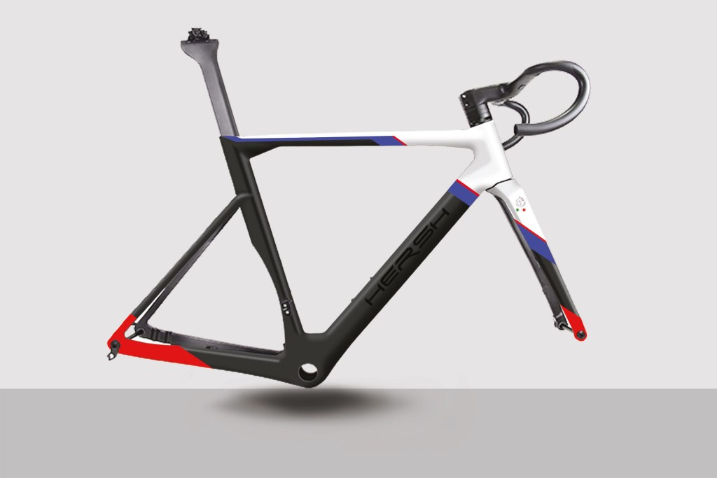 Hersh Extreme frame - road bike