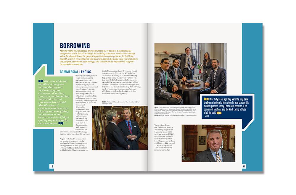 BHB Annual Report Borrowing Spread