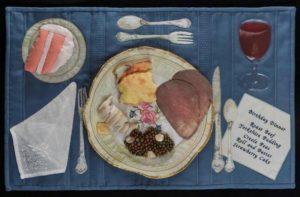 Birthday Dinner by Susanne M. Jones