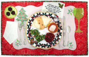 Christmas Dinner by Susanne M Jones