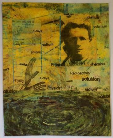 Marie Curie © Mirjam Aigner