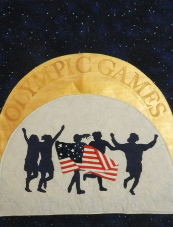 Gold! – The 1996 U.S. Women's Olympic Gold Medal Soccer Team © Kay Campbell
