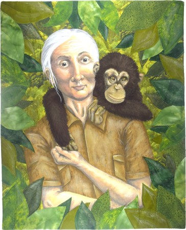Jane Goodall © Kaylea Daubenspeck