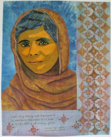 Malala Yousafzai © Gabriele DiTota