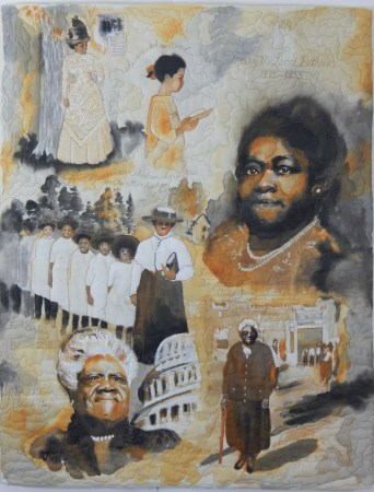 Mary McLeod Bethune, Educator © Betty Hahn