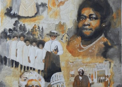 Mary McLeod Bethune, Educator