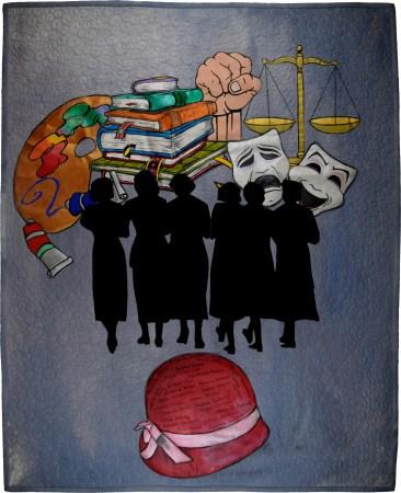 Las Sinsombrero © Marisa Márquez